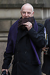 © Joel Goodman - 07973 332324 . No syndication permitted . 15/11/2013 . Manchester , UK . RAY TERET arrives at Minshull Street Crown Court in Manchester this morning (15th November 2013) .  Teret , who is Jimmy Savile 's former chauffeur and flatmate , is charged 32 counts , including rape and sexual assault . He is charged alongside William Harper and Alan Ledger . Photo credit : Joel Goodman