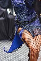 Tango dancer in Buenos aires Argentina