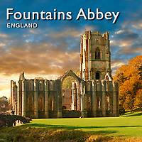 Fountains Abbey & Studley Royal Park Pictures, Images & Photos