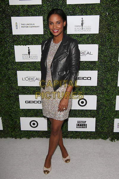 BEVERLY HILLS, CA - FEBRUARY 27:  Joy Bryant attends the 7th annual ESSENCE Black Women In Hollywood luncheon at Beverly Hills Hotel on February 27, 2014 in Beverly Hills, California, USA.<br /> CAP/MPI/mpi99<br /> &copy;mpi99/MediaPunch/Capital Pictures