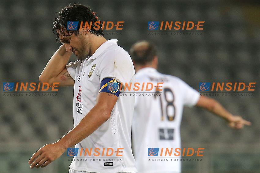Luca Toni Verona, Torino 21-9-2014, Stadio Olimpico, Football Calcio 2014/2015 Serie A, Torino - Verona, Foto Marco Bertorello/Insidefoto