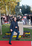 "JEAN-CLAUDE VAN DAMME.""Muscles from Brussels"" honored with his life-size bronze statue in Anderlecht, Brussels..The 1.74 metre bronze statue weighs one and a half tonnes.. Jean-Claude Van Varenberg thanked his parents who attended the ceremony, for their support when he left Brussels for Los Angeles_Brussels, Belgium_21/10/2012.Photo Credit: ©Alain Rolland/NEWSPIX INTERNATIONAL..**ALL FEES PAYABLE TO: ""NEWSPIX INTERNATIONAL""**..PHOTO CREDIT MANDATORY!!: NEWSPIX INTERNATIONAL..IMMEDIATE CONFIRMATION OF USAGE REQUIRED:.Newspix International, 31 Chinnery Hill, Bishop's Stortford, ENGLAND CM23 3PS.Tel:+441279 324672  ; Fax: +441279656877.Mobile:  0777568 1153.e-mail: info@newspixinternational.co.uk"