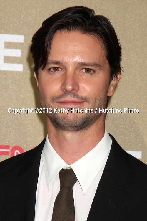 LOS ANGELES - DEC 2:  Jason Behr arrives to the 2012 CNN Heroes Awards at Shrine Auditorium on December 2, 2012 in Los Angeles, CA