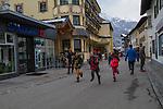 Town of St Anton, Austria, Europe 2014,