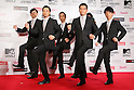 World Order, June 23, 2012 : MTV VIDEO MUSIC AID JAPAN 2012 at Makuhari messe in Chiba, Japan. (Photo by Yusuke Nakanishi/AFLO) [1090]