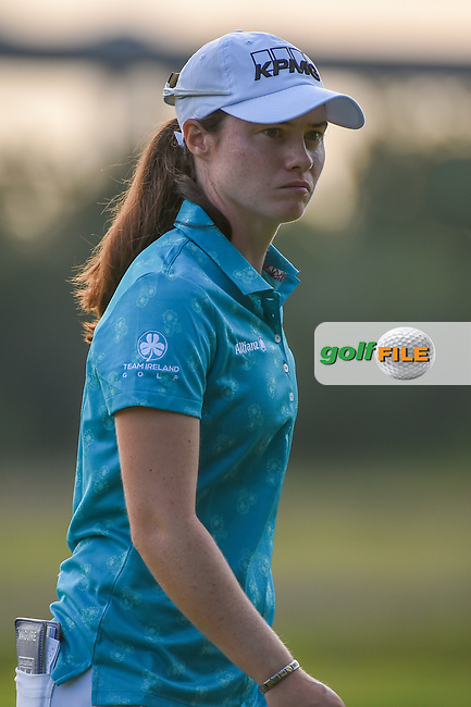 Leona Maguire (IRL) heads for the tee on 11 during round 2 of the 2019 US Women's Open, Charleston Country Club, Charleston, South Carolina,  USA. 5/31/2019.<br /> Picture: Golffile | Ken Murray<br /> <br /> All photo usage must carry mandatory copyright credit (© Golffile | Ken Murray)