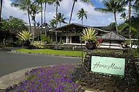 The Hana Maui Hotel.