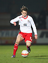Luke Freeman of Stevenage. - Stevenage v Oldham Athletic - npower League 1 - Lamex Stadium, Stevenage - 13th March, 2012. © Kevin Coleman 2012