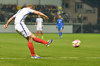 Samuel Barratt Of England C  during Slovakia Under-21 vs England C, International Challenge Trophy Football at Mestsky Stadion on 8th November 2017