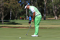 during the Final rounds of the ISPS Handa World Super 6 Perth at Lake Karrinyup Country Club on the Sunday 11th February 2018.<br /> Picture:  Thos Caffrey / www.golffile.ie<br /> <br /> All photo usage must carry mandatory copyright credit (&copy; Golffile | Thos Caffrey)
