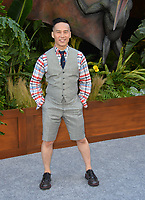 BD Wong at the premiere for &quot;Jurassic World: Fallen Kingdom&quot; at the Walt Disney Concert Hall, Los Angeles, USA 12 June 2018<br /> Picture: Paul Smith/Featureflash/SilverHub 0208 004 5359 sales@silverhubmedia.com