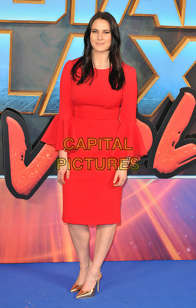 Kat Shoob at the &quot;Guardians of The Galaxy Vol. 2&quot; European gala film premiere, Hammersmith Apollo (Eventim Apollo), Queen Caroline Street, London, England, UK, on Monday 24 April 2017.<br /> CAP/CAN<br /> &copy;CAN/Capital Pictures
