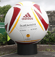 FC Porto v SC Braga Europa League Final 180511