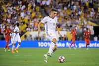 East Rutherford, NJ - Friday June 17, 2016: Daniel Torres after a Copa America Centenario quarterfinal match between Peru (PER) vs Colombia (COL) at MetLife Stadium.