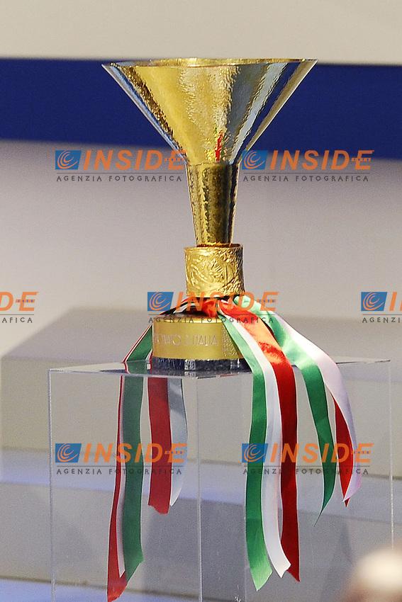 Milano 28/07/2014 - presentazione calendari serie A stagione 2014-2015 / foto Daniele Buffa/Image Sport/Insidefoto<br /> nella foto: coppa campionato