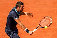 MARIN CILIC (CRO)<br /> <br /> TENNIS - FRENCH OPEN - ROLAND GARROS - ATP - WTA - ITF - GRAND SLAM - CHAMPIONSHIPS - PARIS - FRANCE - 2017  <br /> <br /> <br /> <br /> &copy; TENNIS PHOTO NETWORK