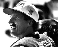 Oakland Raider Quarterback Jeff Hostetler <br />
