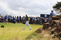 Christiaan Bezuidenhout (RSA) on the 5th during Round 4 of the Aberdeen Standard Investments Scottish Open 2019 at The Renaissance Club, North Berwick, Scotland on Sunday 14th July 2019.<br /> Picture:  Thos Caffrey / Golffile<br /> <br /> All photos usage must carry mandatory copyright credit (© Golffile | Thos Caffrey)