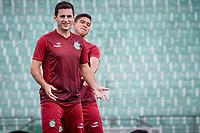 CAMPINAS, SP, 01.02.2018: FUTEBOL-GUARANI - Fumagalli durante treino do Guarani no estadio Brinco de Ouro nesta quinta-feira (01) em Campinas, interior de Sao Paulo. (Foto: Luciano Claudino/Codigo19)