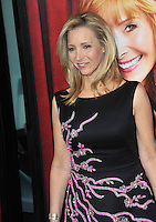 "Lisa Kudrow at the premiere of her HBO TV series ""The Comeback"" at the El Capitan Theatre, Hollywood.<br /> November 5, 2014  Los Angeles, CA<br /> Picture: Paul Smith / Featureflash"