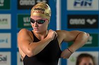 Ilaria Cusinato Fiamme Oro / Team Veneto <br /> 100m rana donne <br /> Riccione 30/11/2018 Stadio del Nuoto <br /> Campionato Italiano Open vasca corta 2018 FIN<br /> Photo &copy; Andrea Staccioli/Deepbluemedia/Insidefoto