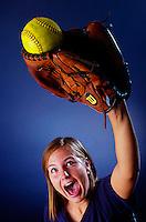 Highland School 2008 Athlete of the Year Erin Whitney