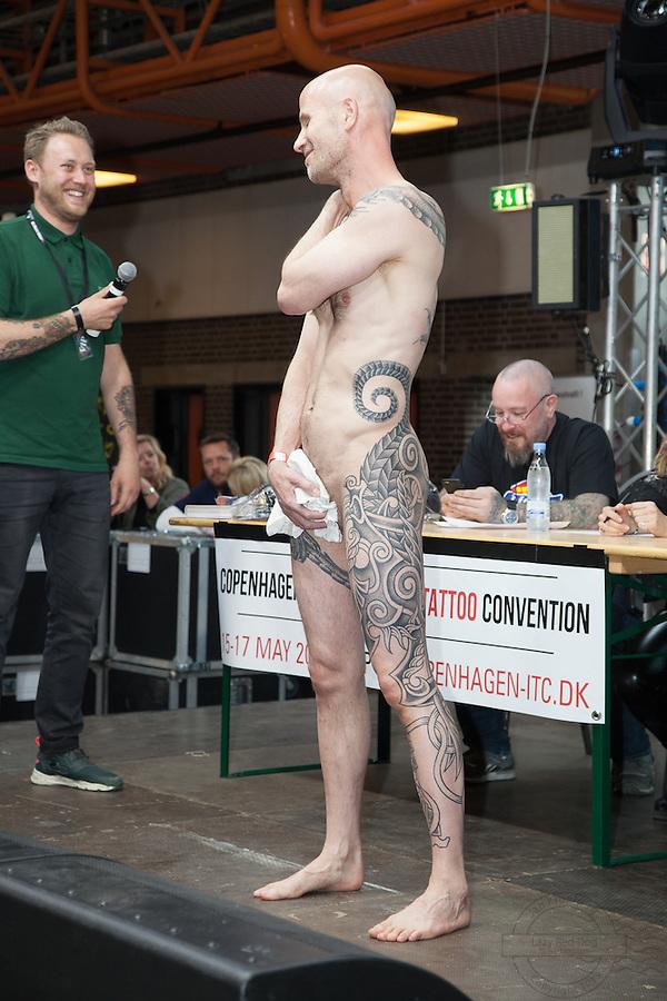 Copenhagen Ink Festival 2015<br /> Copenhagen International Tattoo Convention 2015