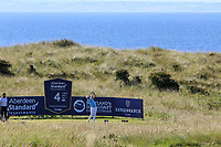 Bernd Wiesberger (AUT) on the 4th during Round 4 of the Aberdeen Standard Investments Scottish Open 2019 at The Renaissance Club, North Berwick, Scotland on Sunday 14th July 2019.<br />