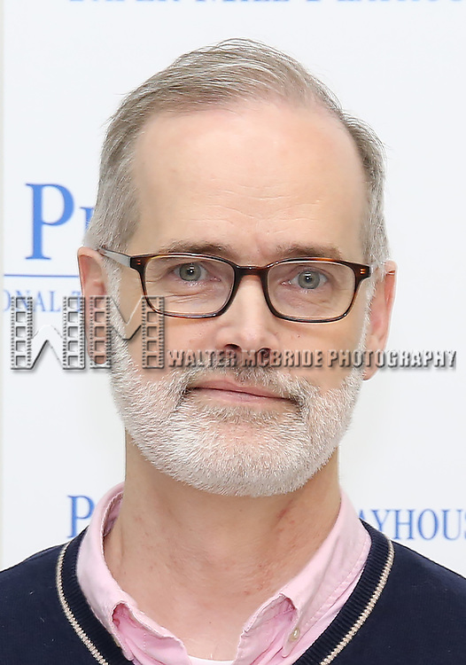 """Jack Cummings III during the meet the cast photo call for the Paper Mill Playhouse production of  """"Benny & Joon"""" at Baza Dance Studios on 3/21/2019 in New York City."""