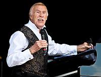 AUG 18 Entertainment Legend Sir Bruce Forsyth dies aged 89