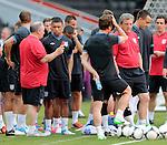 100612 England Training Donetsk Euro 2012