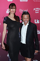 NEW YORK, NY - SEPTEMBER 12: Carol Alt and Zang Toi at Us Weekly's Most Stylish New Yorkers Party at The Jane on September 12, 2017 in New York City.