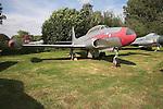 Lockheed T-33A Norfolk  Suffolk aviation museum Flixton Bungay England.