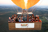 20130804 04 August Hot Air Balloon Cairns