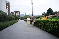 Las Arenas, Bilbao, Spain
