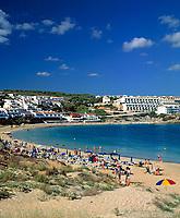 ESP, Spanien, Balearen, Menorca, Arenal d en Castell: moderner Ferienort im Norden | ESP, Spain, Balearic Islands, Menorca, Arenal d en Castell: moderner Ferienort im Norden