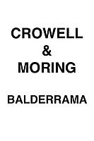 Crowell & Moring Balderrama