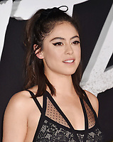 WESTWOOD, CA - FEBRUARY 05: Rosa Salazar attends the Premiere Of 20th Century Fox's 'Alita: Battle Angel' at Westwood Regency Theater on February 05, 2019 in Los Angeles, California.<br /> CAP/ROT/TM<br /> ©TM/ROT/Capital Pictures