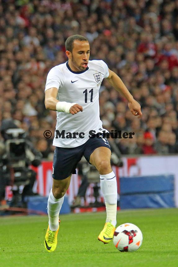 Andros Townsend (ENG) - England vs. Deutschland im Wembley Stadium