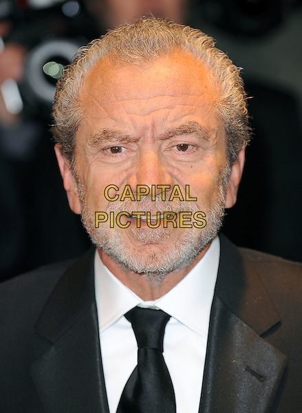 SIR ALAN SUGAR.Attending The Cystic Fibrosis Live Charity Dinner, Dorchester Hotel, London, England..January 31st, 2008.headshot portrait beard facial hair .CAP/BEL.©Tom Belcher/Capital Pictures.