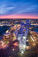 Amusement Theme Park, on the beach, Wildwood, New Jersey