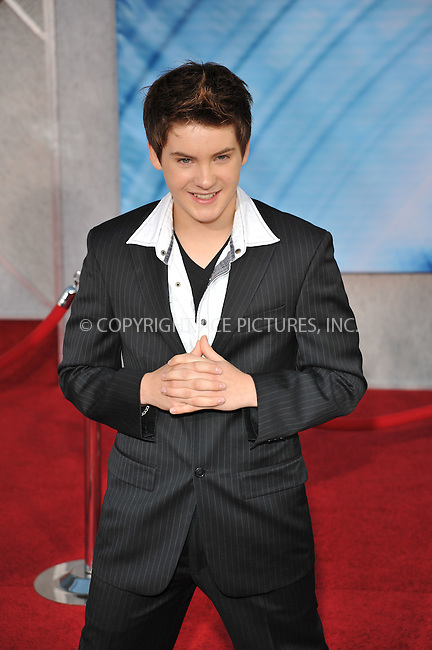 WWW.ACEPIXS.COM . . . . . ....September 24 2009, New York City....Cody Allen Christian arriving at the world premiere of 'Surrogates' at the El Capitan Theater on September 24, 2009 in Hollywood, Los Angeles....Please byline: JOE WEST - ACEPIXS.COM....Ace Pictures, Inc:  ..(212) 243-8787 or (646) 679 0430..e-mail: picturedesk@acepixs.com..web: http://www.acepixs.com