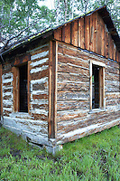 Cabin in Freemont National Forest. Oregon
