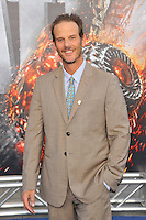 Peter Berg at the film premiere of 'Battleship,' at the NOKIA Theatre at L.A. LIVE in Los Angeles, California. May, 10, 2012. © mpi35/MediaPunch Inc.