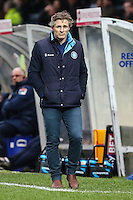 Gareth Ainsworth (Manager) of Wycombe Wanderers during the Sky Bet League 2 match between Wycombe Wanderers and Luton Town at Adams Park, High Wycombe, England on 6 February 2016. Photo by David Horn.