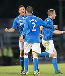 St Johnstone v FC Spartak Trnava 31.07.14