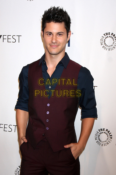 September 12 2014 Michael Willett attends The Paley Center For Media's PaleyFest 2014 Fall TV Previews - MTV,  Beverly Hills, CA <br />  CAP/MPI/JO<br /> &copy;Janice Ogata/MediaPunch/Capital Pictures