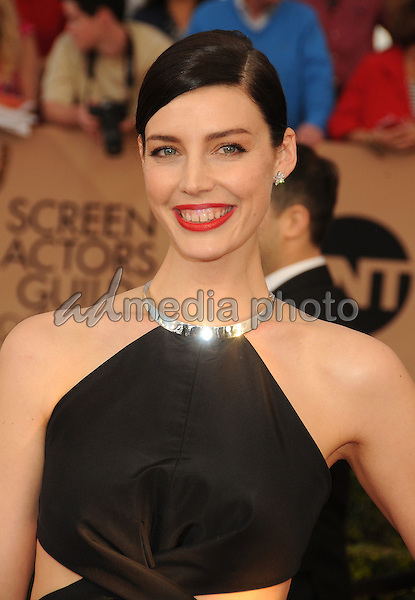 30 January 2016 - Los Angeles, California - Jessica Pare. 22nd Annual Screen Actors Guild Awards held at The Shrine Auditorium. Photo Credit: Byron Purvis/AdMedia