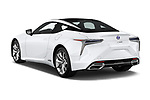 Car pictures of rear three quarter view of a 2018 Lexus RX 350L 4x2 Select Doors Door SUV angular rear