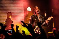 LAS VEGAS, NV - October 26:  SWITCHFOOT performs at VINYL at Hard Rock Hotel & Casino on October 26, 2012 in Las Vegas, Nevada. © Kabik/ Starlitepics /MediaPunch Inc. /NortePhoto